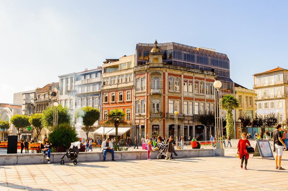 זכויות דרכון פורטוגלי בראגה