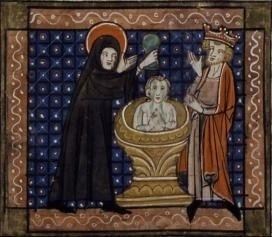 טקס הטבילה פורטוגל