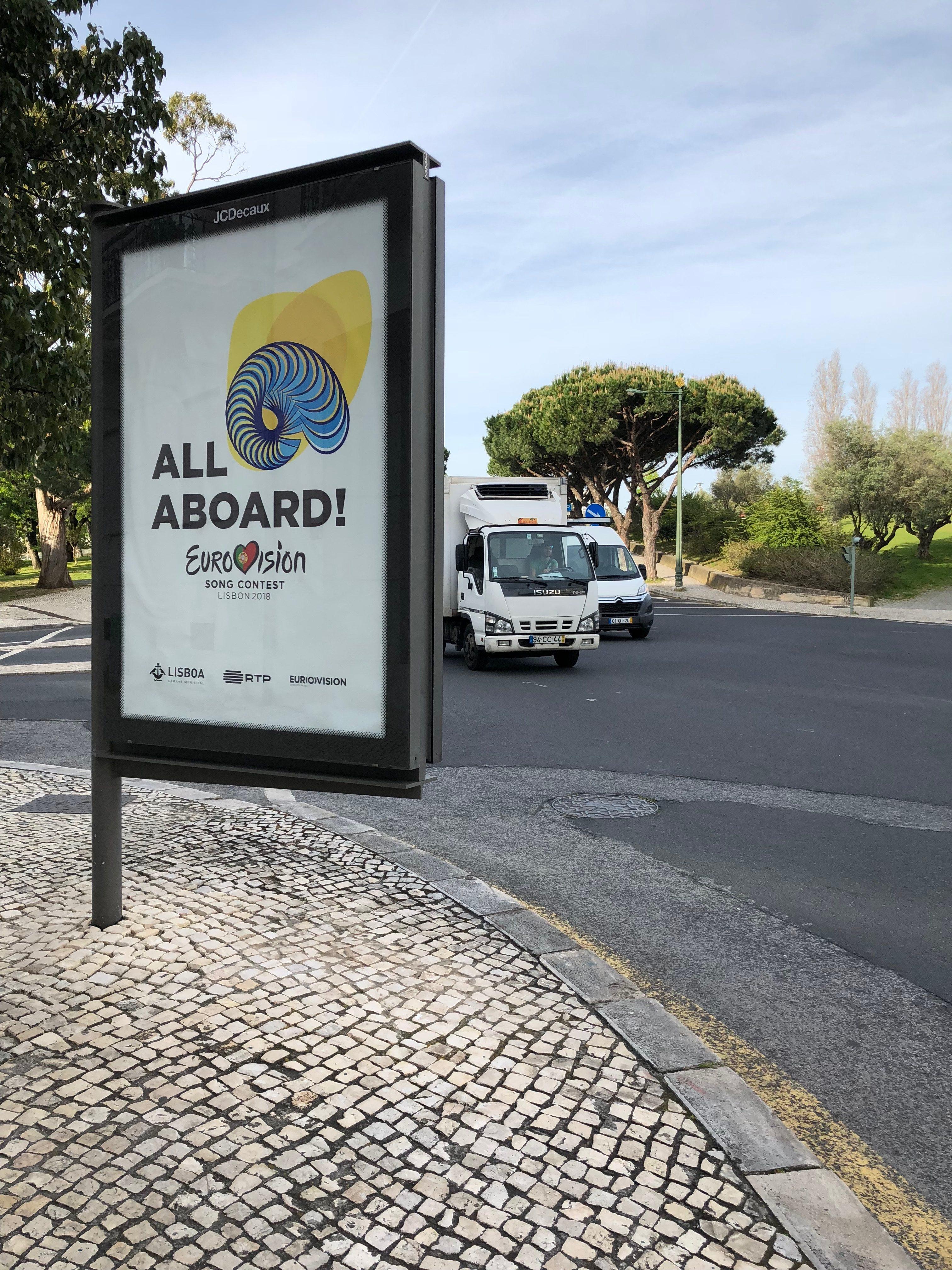 ליסבון 2018 האירוויזיון