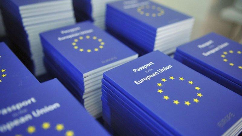 דרכון אירופי